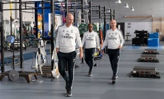 Bắt tay vào công việc, Zidane để lộ 2 trợ thủ đắc lực ở Real Madrid