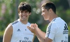 Kaka: 'Hiệu ứng Messi đã làm Ronaldo vượt lên chính mình'