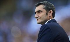 Valverde chính thức lên tiếng về chấn thương của Dembele