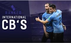 10 bộ đôi trung vệ 'chất' nhất cấp độ ĐTQG: Pháp hạng 4, bất ngờ vị trí dẫn đầu