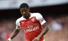Sao trẻ 21 tuổi của Arsenal có thể thay đổi đội tuyển quốc gia