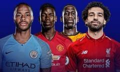 Đội hình mạnh nhất của Premier League hiện nay: Big Six vắng 2 ông lớn