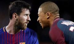 Đến Real, Mbappe sẽ là đối trọng mới với Messi tại La Liga?