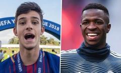 Vinicius, Ruiz và 6 'gà son' đỉnh nhất của Real Madrid, Barcelona