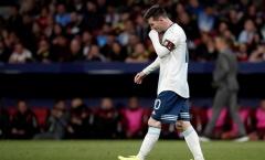 Thi đấu thất vọng, Messi còn khiến CĐV Barca lo hơn bởi điều này