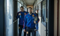 Sao Barca tạo dấu ấn trong trận đấu với Na Uy