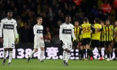CHÍNH THỨC! Đội thứ 2 rớt hạng Premier League dù chi 100 triệu mua sắm
