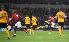 'Đó là bàn thắng đầu tiên của McTominay cho Man Utd'