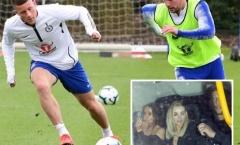 Tiết lộ: 6 ngôi sao Chelsea đi hộp đêm trước giờ tập luyện