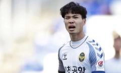 'Công Phượng và các tân binh chưa đáp ứng được kỳ vọng ở Incheon'