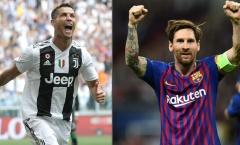 """""""Ronaldo được ngưỡng mộ nhiều hơn, trong khi Messi…"""""""