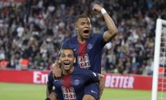 5 kỉ lục khó tin được Mbappe thiết lập trong ngày PSG đăng quang