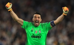 Juventus bất ngờ gửi thông điệp đến Gianluigi Buffon