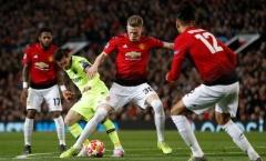 NÓNG! Bị loại khỏi C1, Man Utd nhận số tiền thưởng gây sốc