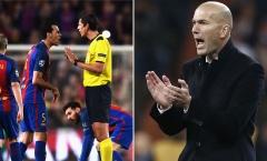 Real có mùa giải vứt đi, Zidane vẫn đá xoáy Barca