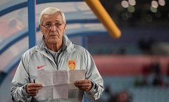 Lippi: 'Trung Quốc không có truyền thống bóng đá'