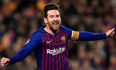 'Messi đang chơi bóng tại Hà Lan'