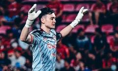 Đặng Văn Lâm chấm dứt chuỗi 4 trận thua cùng Muangthong