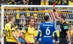 CHÍNH THỨC: 'Tội đồ' của Dortmund bị treo giò 2 trận ở Bundesliga