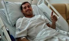 'Casillas sẽ sống bình thường, nhưng khó thi đấu trở lại'