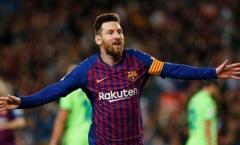 Messi khép lại cuộc đua Giày vàng Châu Âu: Đoạn kết buồn của Mbappe!