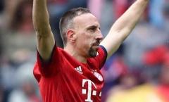 CHÍNH THỨC: 'Sát thủ mặt sẹo' chia tay Bayern