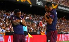 Đội hình xuất sắc nhất bán kết Europa League 2018/19 qua những con số: Hàng công của hai ông lớn