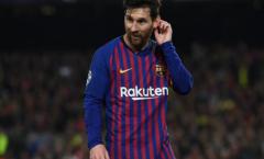 Messi coi chừng bị 'nuốt chửng' Quả bóng vàng thế giới như chơi!