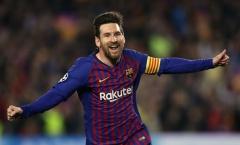 Ronaldo đứng sau Messi ở top cầu thủ vĩ đại 25 năm qua
