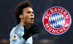 Sane là thứ nguyên liệu hoàn hảo để Bayern sử dụng cho bộ máy của mình
