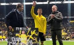 Dortmund gửi thông điệp tri ân dành cho tài năng trị giá 64 triệu euro