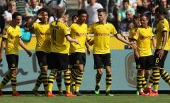 'Thống soái' Dortmund tự hào: 'Chúng tôi chưa bao giờ từ bỏ hy vọng.'