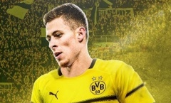 XONG! 1 Hazard xác nhận gia nhập Dortmund