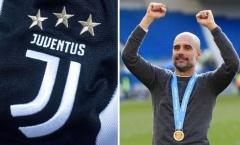 Những lý do để tin rằng Pep Guardiola và Juventus sẽ không đến với nhau