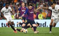 Mất Copa del Rey, Barca mất luôn 'siêu trung vệ' Ajax về tay Man Utd