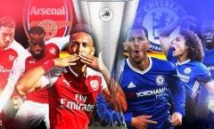 Arsenal và chung kết Europa League: Bất chiến tự nhiên thành?