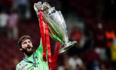 Liverpool vô địch Champions League: Vì Alisson là điểm khác biệt