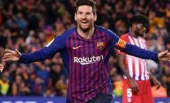 Messi chính thức trở thành vua phá lưới Champions League
