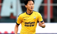 Đội bóng của 'Messi Hàn Quốc' giành quyền thăng hạng Serie A