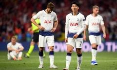 Tottenham: Sau chung kết Champions League là một tương lai mờ mịt?
