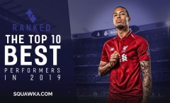 10 cầu thủ xuất sắc nhất châu Âu: Van Dijk số 2; Ronaldo vắng bóng
