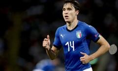 Lập đại công cho U21 Ý, mục tiêu của Juventus được đưa lên tận 'mây xanh'