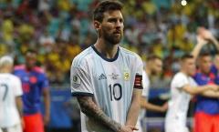 Gửi Messi: Xin đừng cố quá!