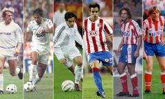 Marcos Llorente và 10 cầu thủ chuyển từ Real Madrid sang Atletico