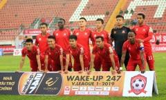 HLV Trương Việt Hoàng và thách thức ở giai đoạn lượt về V-League 2019