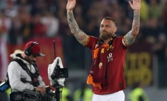 Chia tay AS Roma, De Rossi được khuyên nên sang…AC Milan