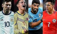 Xong! Xác định 4 cặp tứ kết Copa America, chờ 'siêu kinh điển'