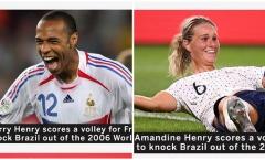 Đau khổ Brazil! Ác mộng 13 năm trước ở World Cup đã 'hiện về'