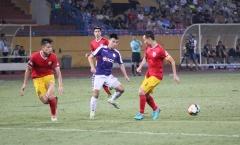 TRỰC TIẾP CLB Hà Nội 3-1 Hồng Lĩnh Hà Tĩnh (Kết thúc): Chủ nhà thắng nhẹ