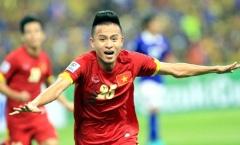 Tiền vệ Võ Huy Toàn: Bước qua 'vận đen' để tiếp tục chiến đấu